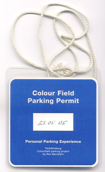 Colourfield Parking